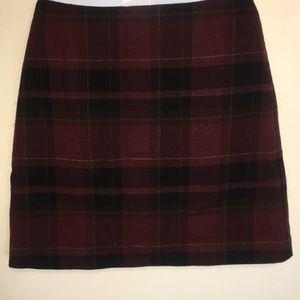 UNIQLO Wool skirt for women
